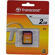 TRANSCEND SDCard 2GB SecureDigital