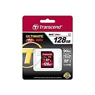 Transcend Ultimate series - Flash-Speicherkarte - 128 GB - SDXC UHS-I