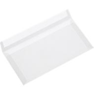 Transparante perkamenten enveloppen, 110 x 220 mm (DL), 10 stuks