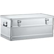 Transportkiste, Aluminium, 94 Liter