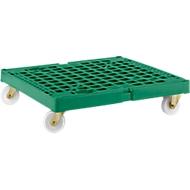Transportroller, grün