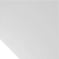 Trapezplatte ULM, B 1200 x T 1200 mm, lichtgrau