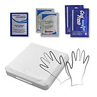 Travelbox Hygiene, Weiß