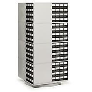 TRESTON draaistandaard voor 300 mm diepe ladekastjes