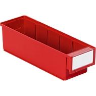 TRESTON Lagerschublade 3010, rot