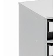Treston-onderdelenkast 0830 ESD, 8 stuks
