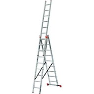 TRIBILO multifunctionele ladder, 3 x 9 sporten