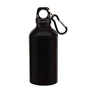 Trinkflasche, Schwarz, Standard