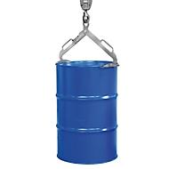 Trommeltang LGZ, voor 200 liter vaten, gegalvaniseerd, voor vaten van 200 liter.