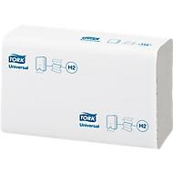 TTORK® Xpress Interfold handdoek Universal, 2-laags, 213 x 235 mm, 4740 vellenwit