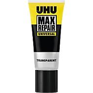 UHU Universalkleber MAX REPAIR Universal, 45 g, flüssig, transparent, auf Polymer-Basis