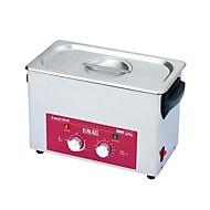 Ultraschallreiniger EMAG Emmi® H 40, Edelstahl, 3,55 l, mit Zeitschaltuhr, Ablauf & Heizung