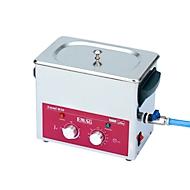 Ultrasoon reiniger EMAG Emmi® H 30, rvs, 2,60 l, met tijdschakelaar, afvoer & verwarming
