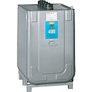UNI-smeerstoftank, 400 liter