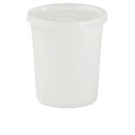 Universaldose 250 ml, ø 78 x H 88 mm