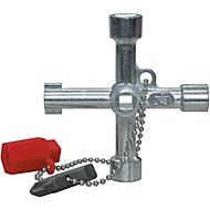 Universalschlüssel für Schaltschrank