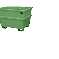 Universele container UC 750, groen