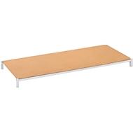 Universele legbordstelling, hardboard, B 1000 x D 300 mm