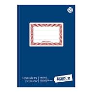 Ursus® Ö-Geschäftsbuch, A5, 96 Bl. 5mm kariert