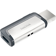 USB-Stick SanDisk Ultra Dual USB 3.1 Type-C, bis 150 MB/s, 16 GB