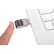 USB-stick Verbatim Secure Portable, Vingerafdrukscanner, USB 3.0, 256-bit-AES, 32 GB.