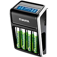 VARTA chargeur de piles LCD Plug