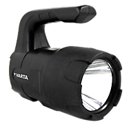 VARTA Lampe de poche torche LED Indestructible