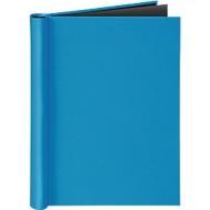Veerbinder VELOCOLOR®, voor DIN A4-formaat, met veerklem, max. 150 vel, blauw, voor DIN A4-formaat