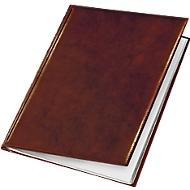 VELOFLEX presentatiemap Exquisit, voor A4-formaat, 10 hoesjes, bruin