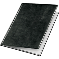 VELOFLEX presentatiemap Exquisit, voor A4-formaat, 10 hoesjes, zwart
