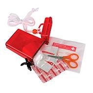 Verbandset, Rot, Standard, Auswahl Werbeanbringung optional