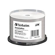 Verbatim DataLifePlus - CD-R x 50 - 700 MB - Speichermedium