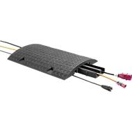 Verkeerskabelbrug voor kabels en reflectors