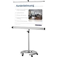 Verrijdbaar standdoek Franken Pro, 1500 x 1500 mm, 1500 x 1500 mm
