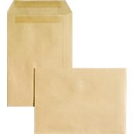 Versandtaschen, DIN C5, ohne Fenster, selbstklebend, 500 Stück