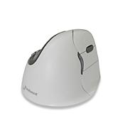 Vertikalmaus Evoluent4 Right Hand White Bluetooth, 5-Tasten-Maus, Scrollrad, kabellos