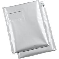 Verzendenveloppen DEBAPOST Glossy, C4, zilver