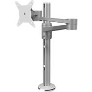 ViewLite monitorarm 122, voor 24 inch beeldschermen, in diepte en hoogte verstelbaar, 360 graden rotatie