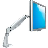ViewMaster monitorarm M6 122, voor 24 inch beeldschermen, met tafelklem, bereik 380 m