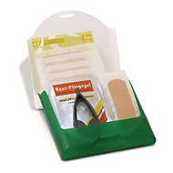 Vitabox First Aid Colour, Weiß, Auswahl Werbeanbringung erforderlich