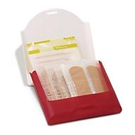 Vitabox Pflaster Colour, Weiß, Auswahl Werbeanbringung erforderlich