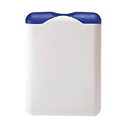 Vitacard Pflaster White, Blau, Auswahl Werbeanbringung erforderlich