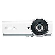 Vivitek Full-HD-Projektor DH833, DLP, 3x HDMI, MHL-kompatibel, 1080p, 4.500 Lumen, Schulprojektor