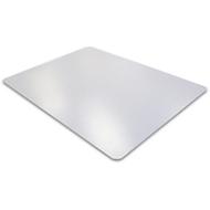 Vloerbeschermingsmat voor harde vloeren, hoekige vorm, 1200x750 mm