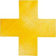 Vloermarkering Durable, zelfklevend in kruisvorm, voor vloer, 10 stuks