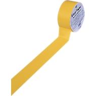 Vloermarkeringstape, 50 mm breed, geel