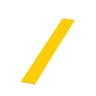 Vloermarkeringstape, B 50 mm, L 25 m, geel