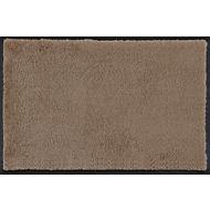 Vloermat Wash&dry, 75x120 cm, beige