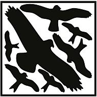 Vogelbescherming stickerset