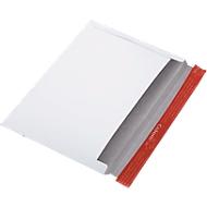 Vollpapp-Versandtaschen, quer, A5, 20 Stück